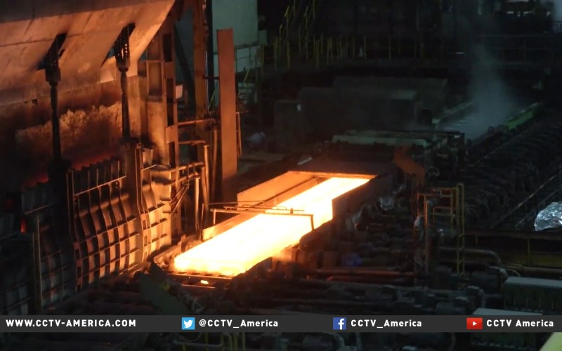 China steel industry news