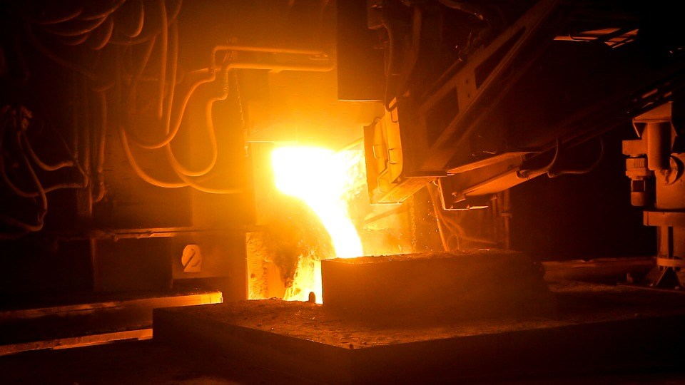 Make in India Steel