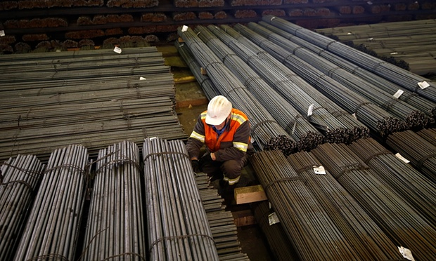 Steel industry at tipping point