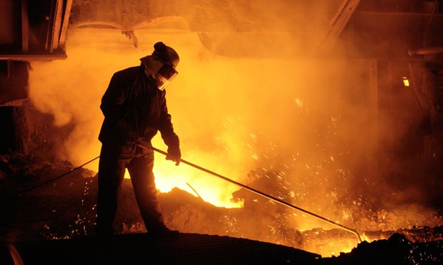 UK steel industry can be saved