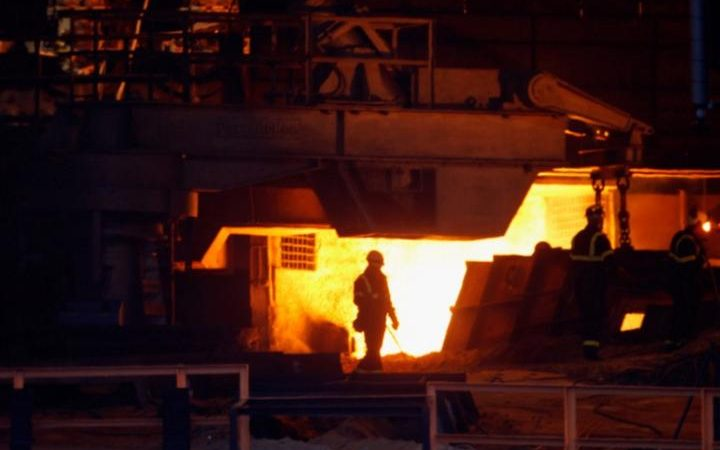 UK steel sector