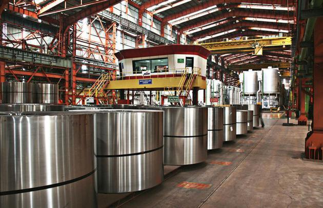 recovery in steel industry